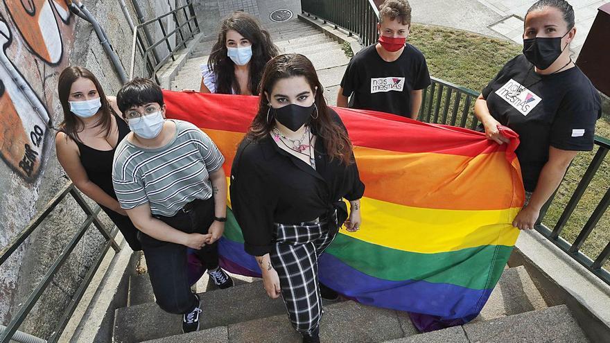 """Contra la LGTBIfobia: """"No renuncies a ser quien eres"""""""