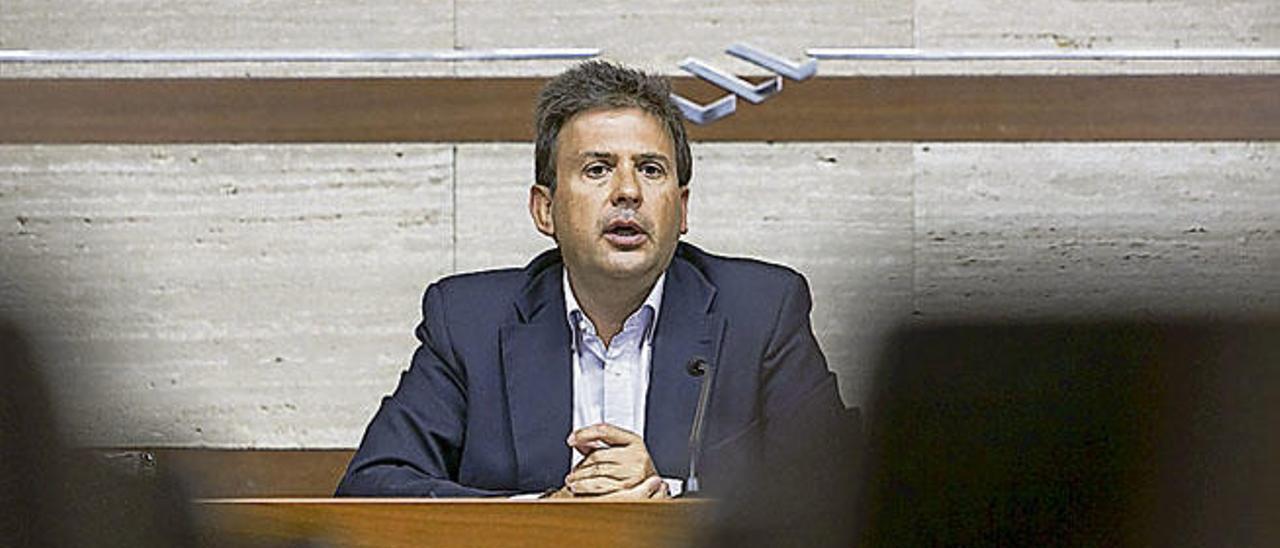 Luis Ibarra continúa al frente de la Autoridad Portuaria cuatro años más