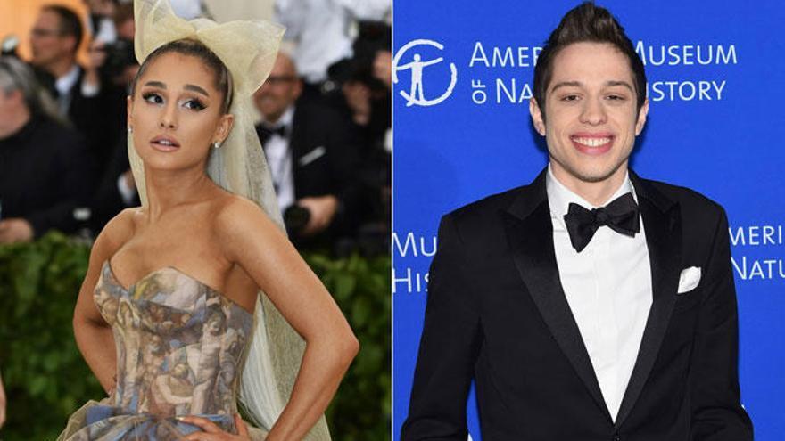 Ariana Grande y Pete Davidson confirman su boda