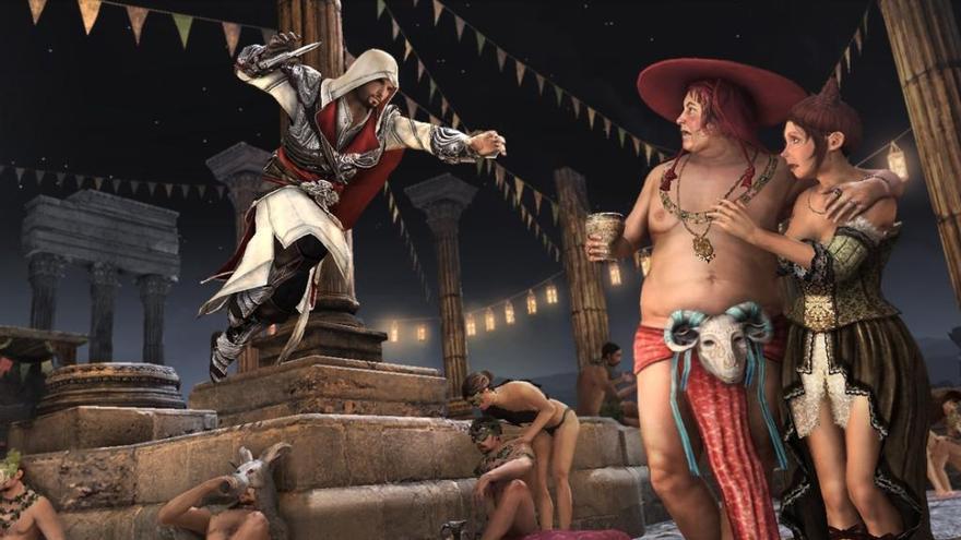'Assassin's Creed' es convertirà en una sèrie