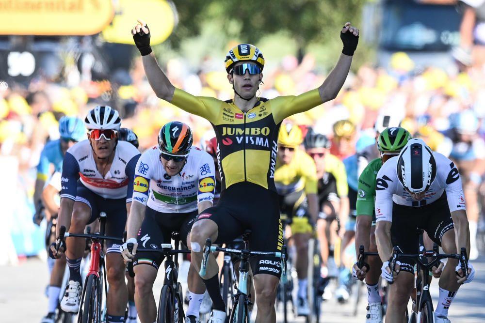 Cycling Tour de France - stage 5