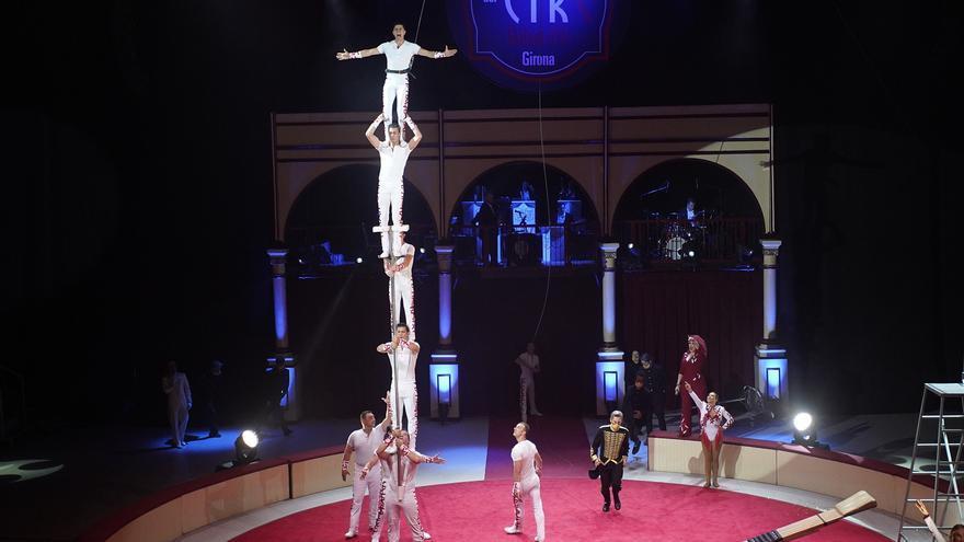 Aquest és l'espectacle guanyador de l'Elefant d'Or del Festival del Circ de Girona