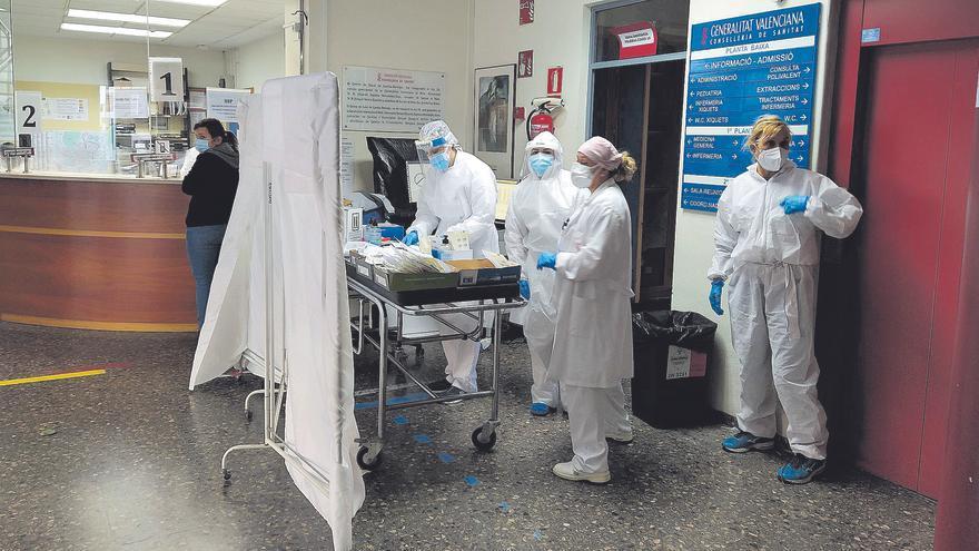 La nueva realidad en el centro de salud