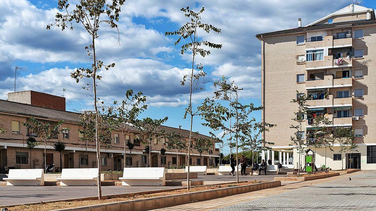 Edificios rehabilitados del parque público de viviendas de la Generalitat. | LEVANTE-EMV