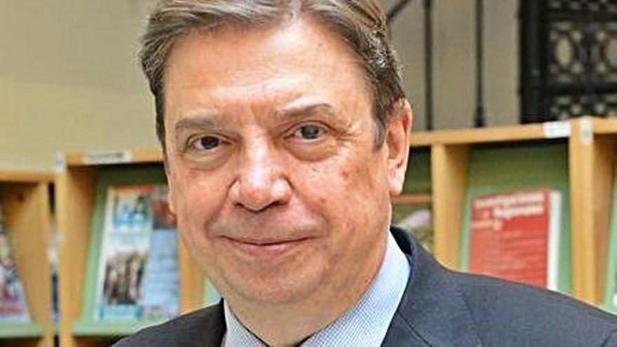 El ministro Planas participa en la presentación de Plataforma Tierra