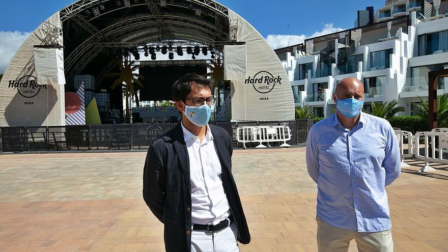 Iago Negueruela: «Toda Europa mira a Ibiza»