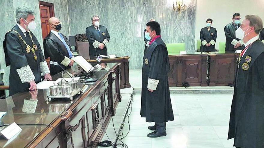 Carlos Lesmes espera que el fin del estado de alarma marque un nuevo comienzo