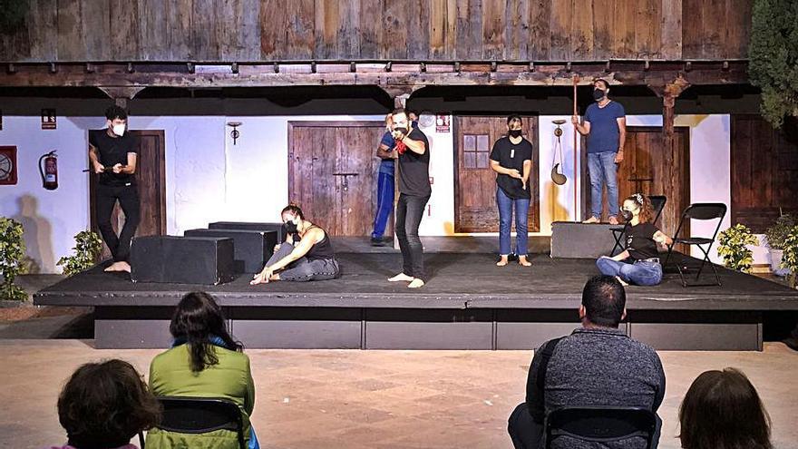 Los Silos acoge el estreno de la obra 'Los guanches de Tenerife', de Lope de Vega