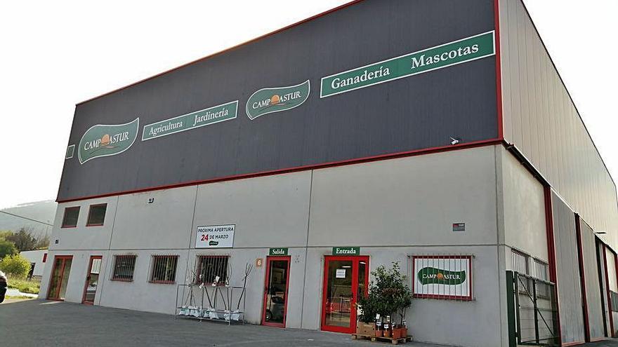 Red de tiendas Campoastur, una interesante oferta para los habitantes del medio rural