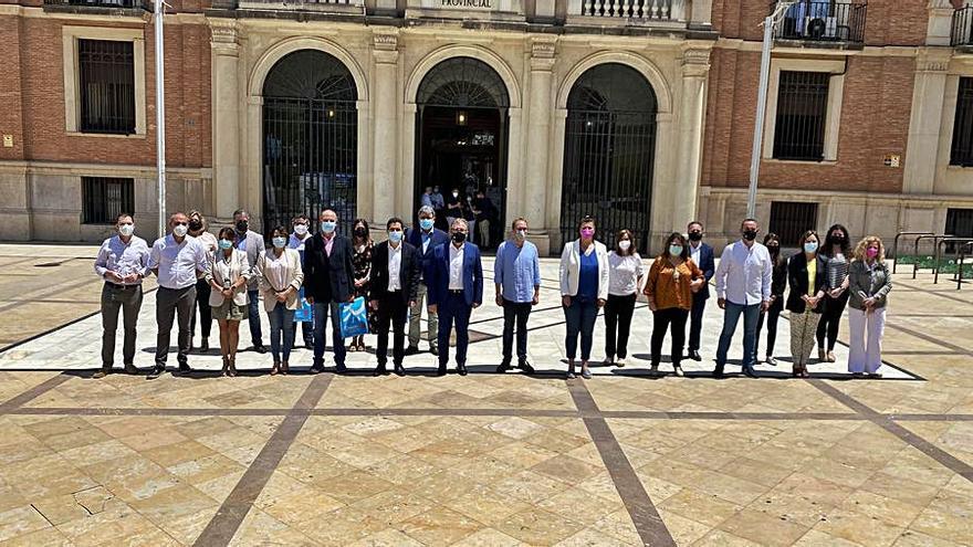 El PSOE se mira en el espejo de la Diputación de Castellón y pone el foco en los pueblos