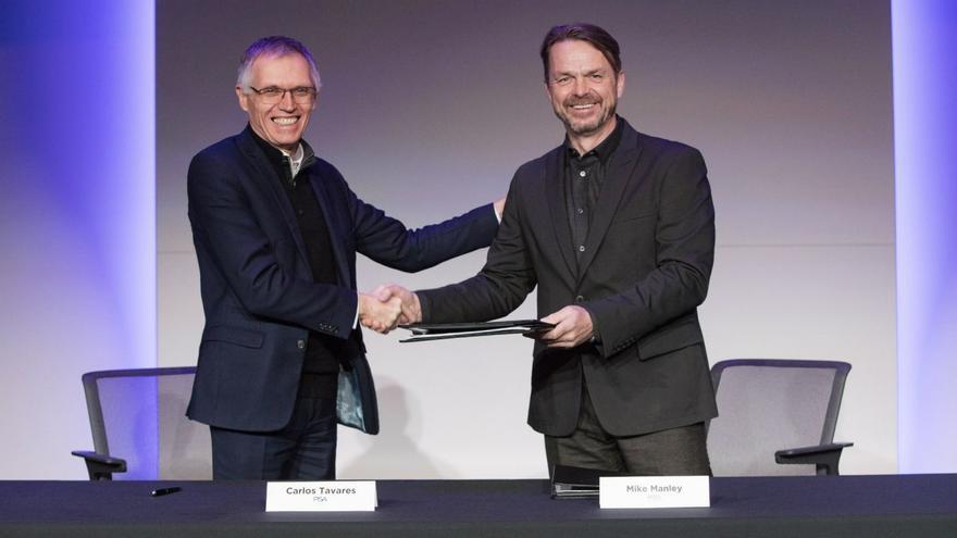 Stellantis y LG Energy Solution levantarán una gigafactoría en Norteamérica