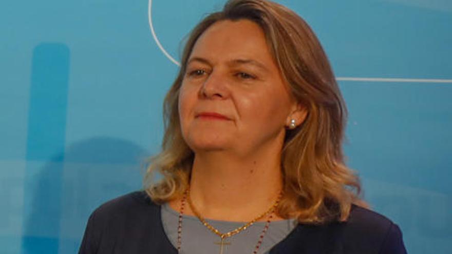 María Salom, la senadora más votada por Mallorca