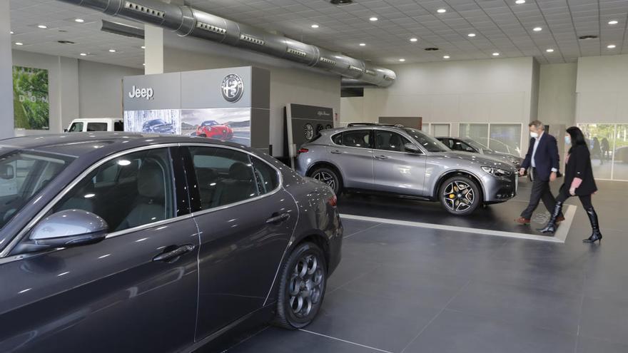 Los vehículos diésel y gasolina registran ventas por 25.000 millones en 2019