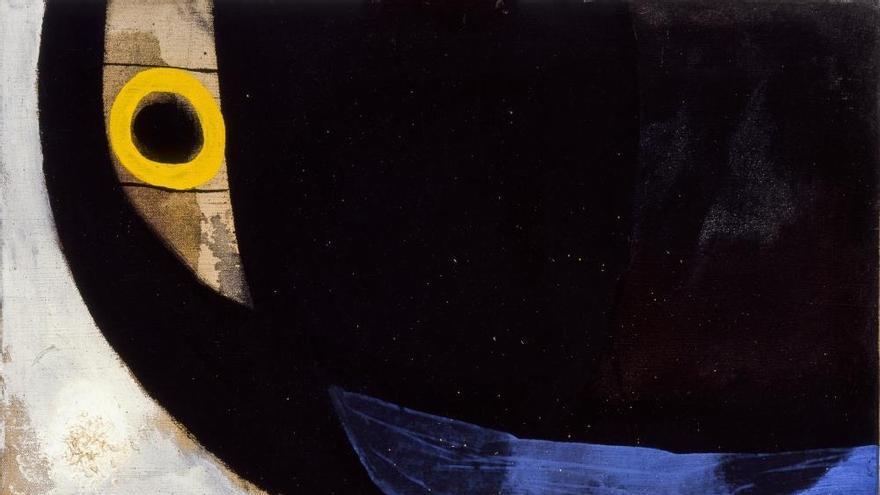La Fundación Barrié expondrá 47 obras de Miró desde finales del próximo enero