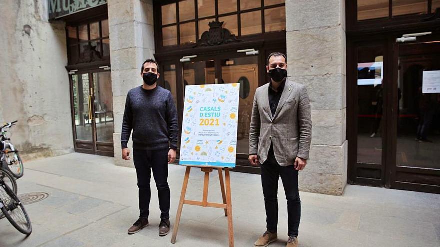 Els casals d'estiu de Girona augmenten l'oferta de places en un 13% per aquest 2021