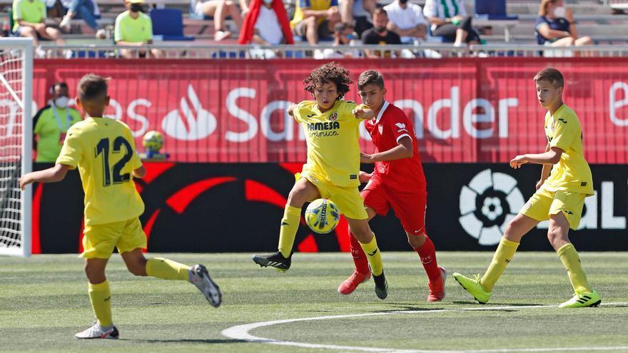 El Villarreal se despide en octavos; Barça y Sevilla copan las apuestas en la LaLiga Promises