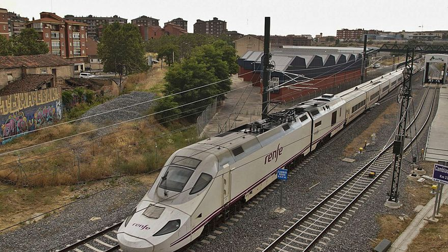 El nuevo AVE Zamora-Sanabria, ya en septiembre