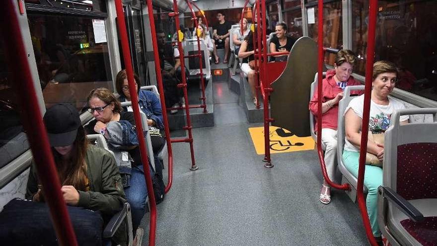 Línea 14, la de más accidentes en un amplio recorrido