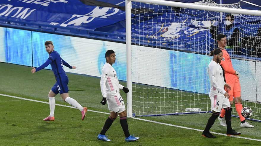 El Chelsea anula al Madrid y le deja sin final
