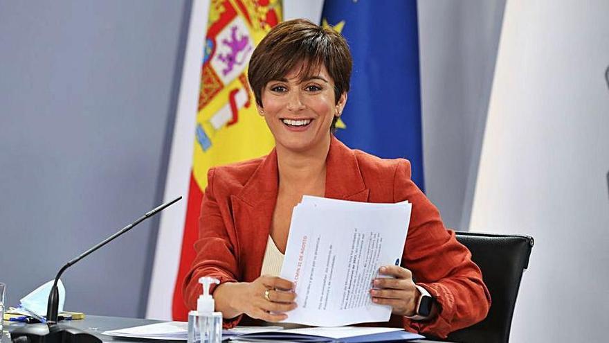 """La Moncloa manté la taula per la setmana vinent i demana a l'independentisme que faci """"passos"""" a favor del diàleg"""