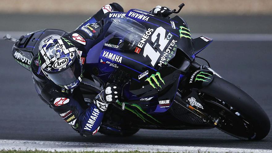 Viñales sortirà segon a Le Mans