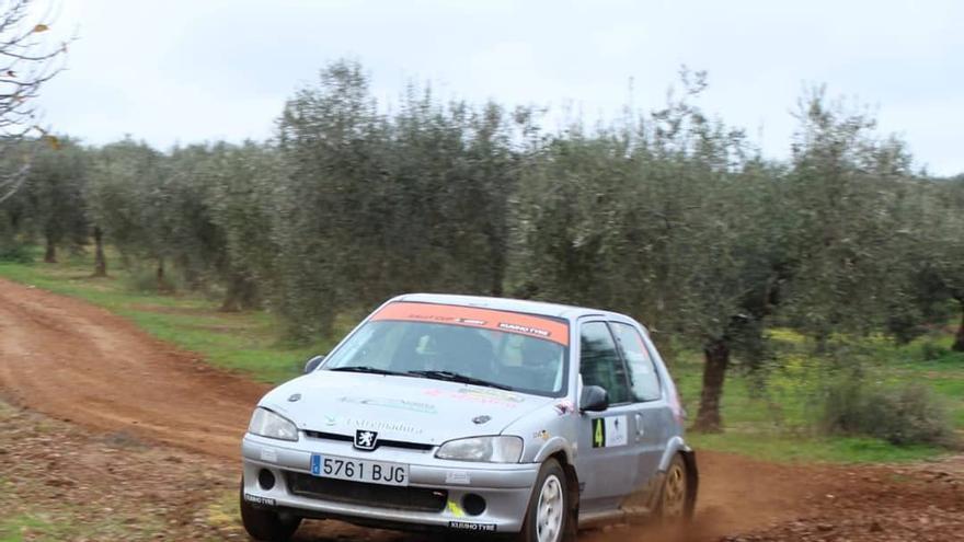 El Extremadura Rallye Team, a por todas a la Copa de España