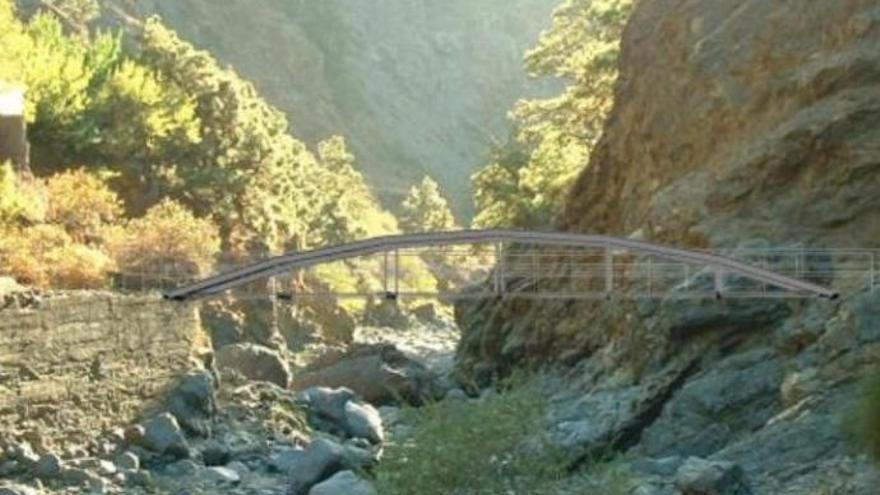 Cierran la red insular de senderos en La Palma por el riesgo de incendios