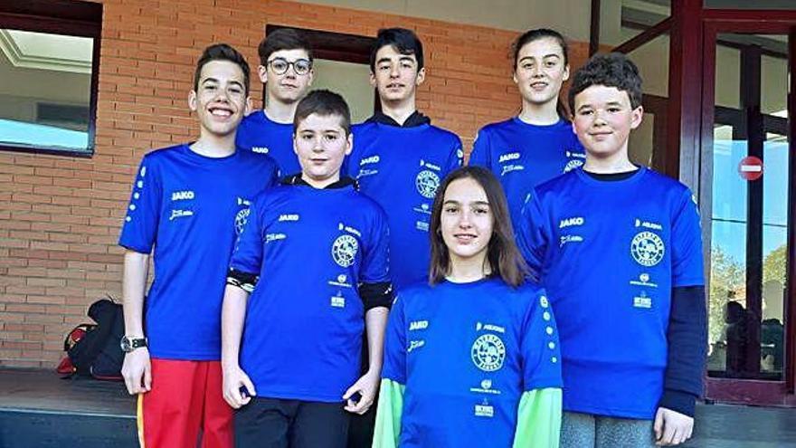 Jugadores zamoranos convocados con Castilla y León.