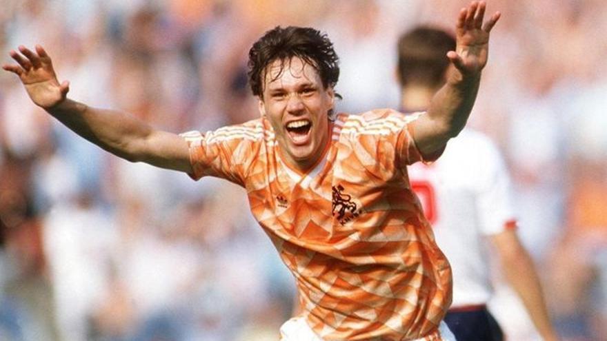 Historia de la Eurocopa: 1988, Marco Van Basten y la revancha de Países Bajos