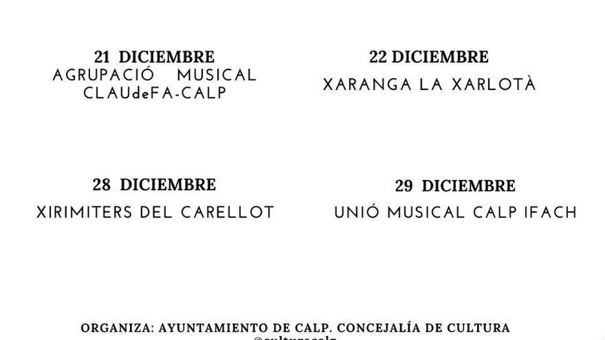 Unió Musical Calp- IFACH