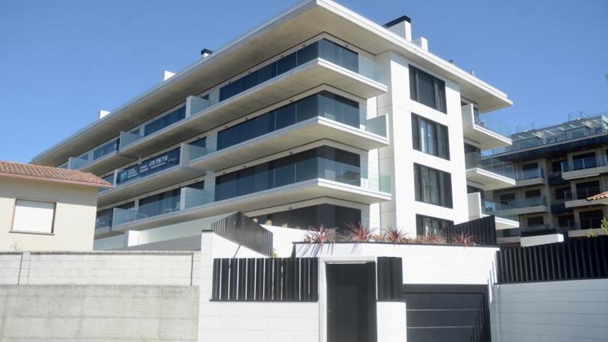 Pontevedra y Sanxenxo suman más de 7.400 viviendas vendidas en una década: el 70% de toda la comarca