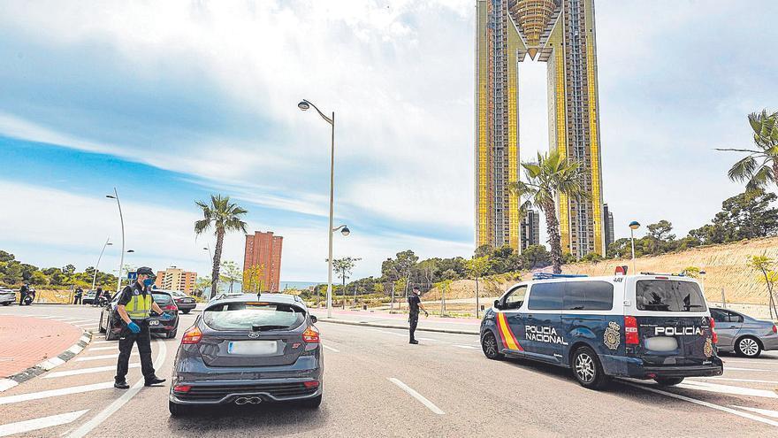 Cierre perimetral de la Comunidad Valenciana durante 7 días y más restricciones en 25 municipios de la provincia de Alicante