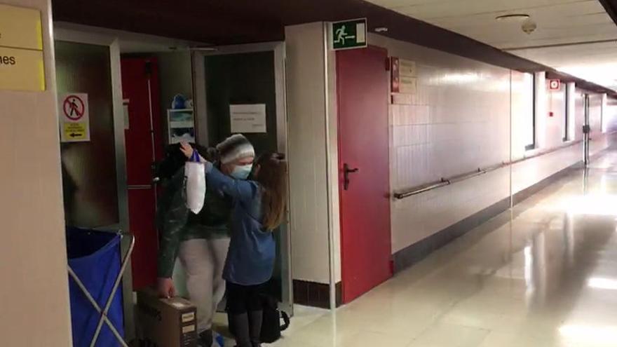 Juancho 'el Bético', el Pablo Ráez cartagenero, sale del hospital