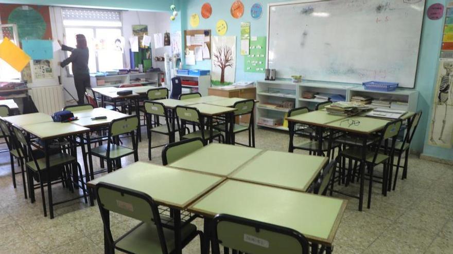 Educación permite a la concertada la contratación de 150 profesores