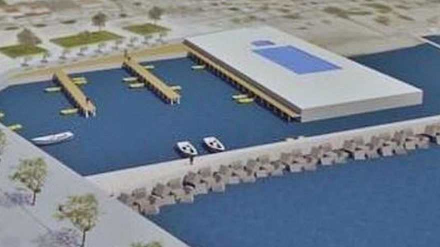 Privatinitiative stellt Pläne für neue Liegeplätze in Port de Pollença vor
