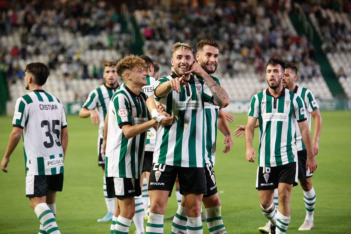 Las imágenes del Córdoba CF-Antequera