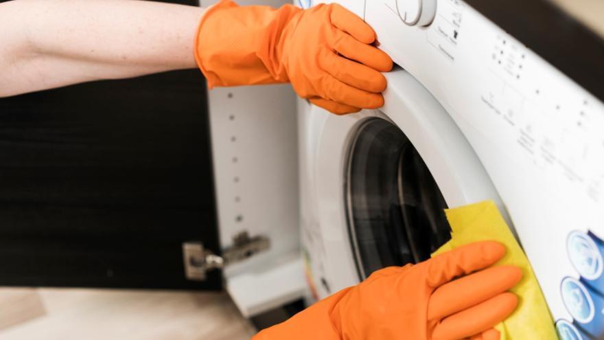 Pasos para limpiar tu lavadora (por dentro)