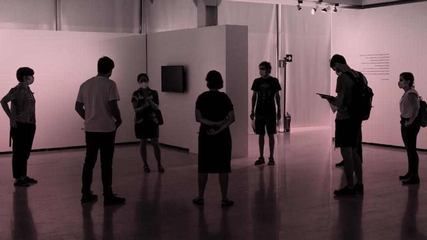 Plus VL Residencias de creación e investigación artística