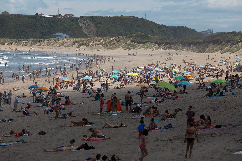 Las mejores fotos para recordar el último verano en Asturias (II)
