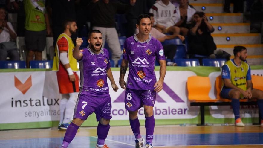 El Palma Futsal traspasa a Juanjo Catela al Viña Albali