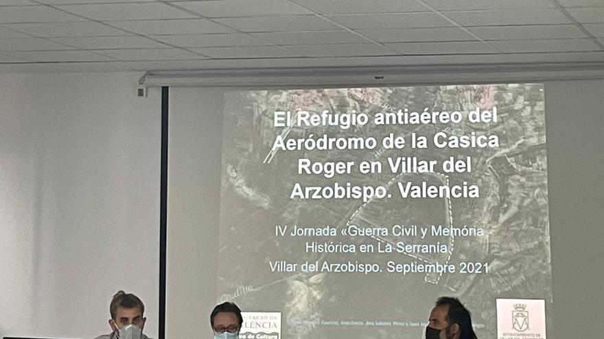 Villar del Arzobispo acoge la primera jornada sobre la Guerra Civil
