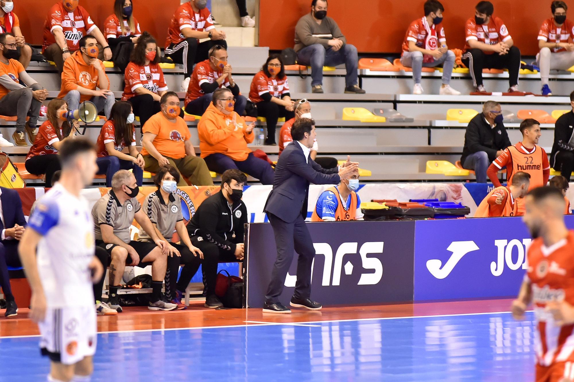 Jimbee Cartagena vs Emotion Zaragoza