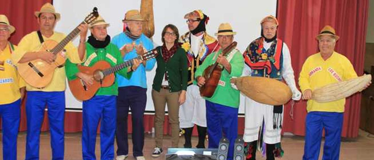 Fallece Suso Romero, una de las voces de la parranda Los Buches