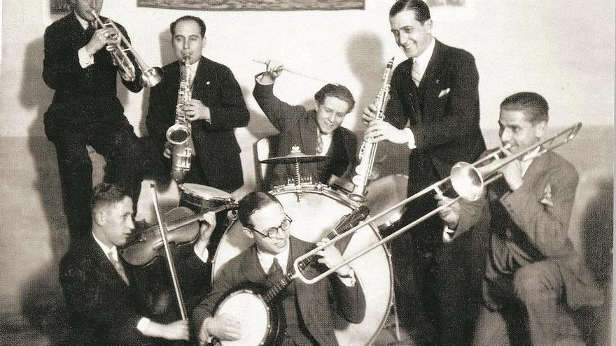 Palafrugell i l'esclat del jazz als anys 20