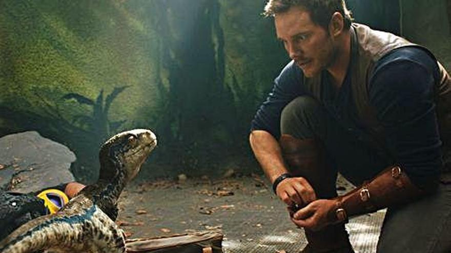 Steven Spielberg prepara una nueva serie sobre 'Jurassic World'