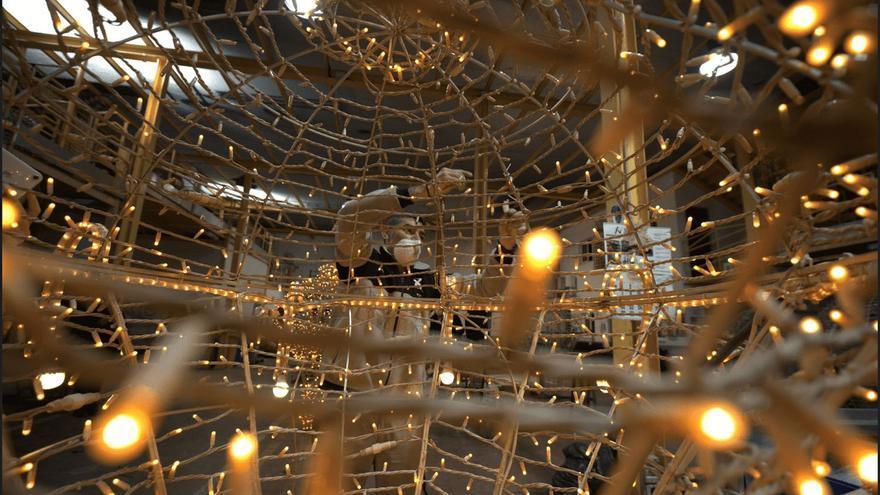 Ximénez Iluminación adelanta los trabajos de Navidad para reincorporar a trabajadores en erte