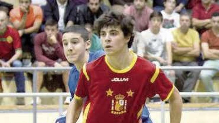 Escaparate de talento coruñés en la Copa de las Naciones