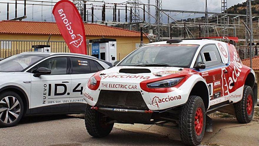 Morella dará la salida al Eco Rally