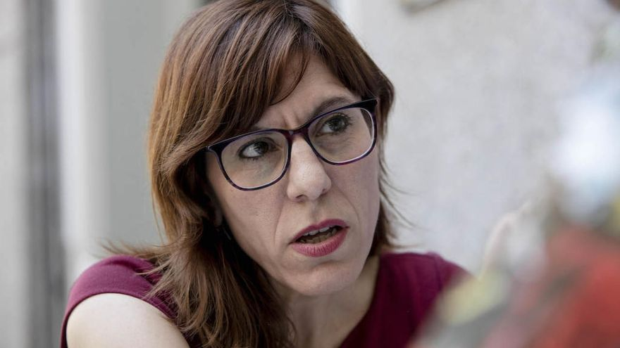 """Laura Camargo: """"Resulta obvio que Podemos Baleares prepara el salto a Más País"""""""