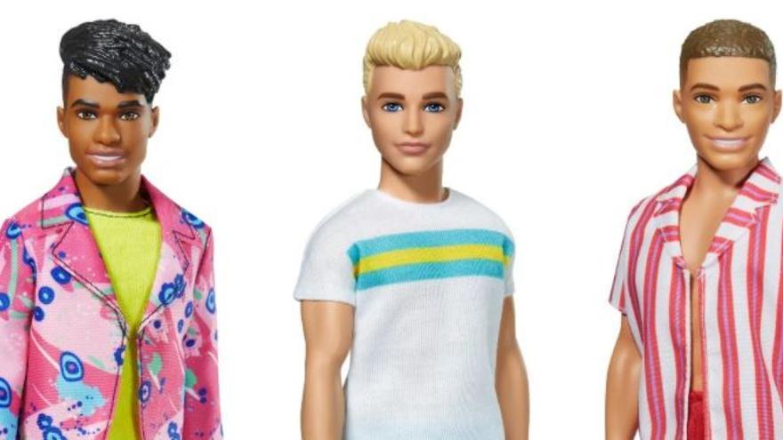 Ken, amigo de Barbie, cumple su 60 cumpleaños